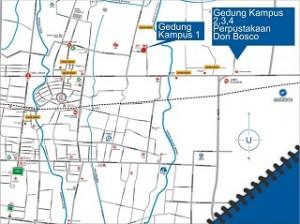 peta-kampus Atmajaya