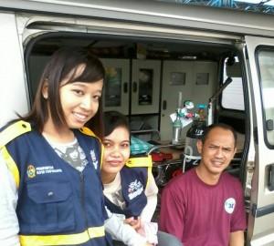 Tim Ambulance RS. Happy Land