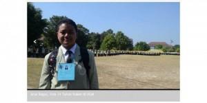 Mahasiswa Termuda UGM Tahun Ini