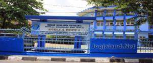 Gedung SMA Stella Duce 1 Yogyakarta Jogjaland.Net