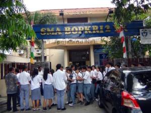 SMA Bopkri 2 Yogyakarta Jogjaland.Net