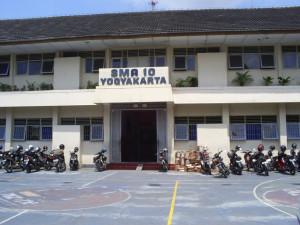 SMA Negeri 10 Yogyakarta Jogjaland.Net