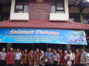 Sekolah Tinggi Ilmu Administrasi (STIA AAN) Yogyakarta