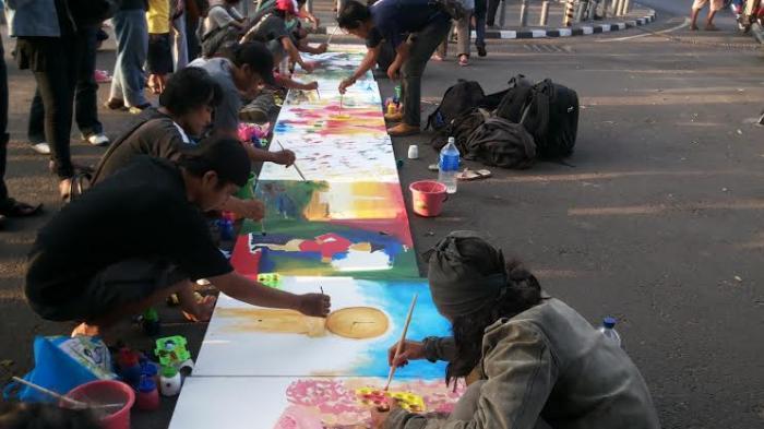 melukis_bersama_di kota jogja