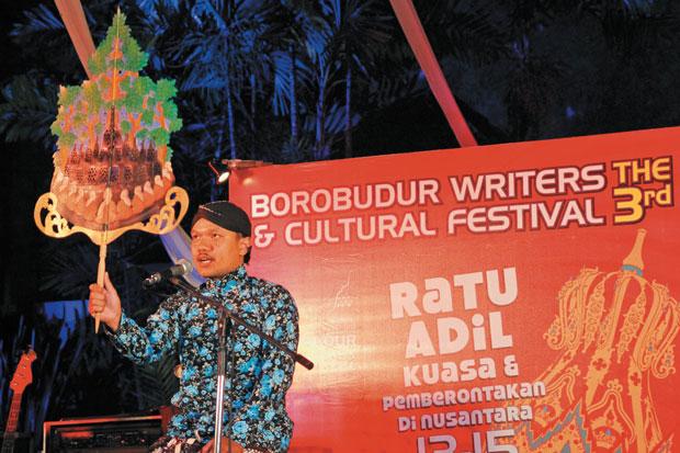 Thomas Stamfod Raff-les, Film Pendek Borobudur, Produksi Film Negara