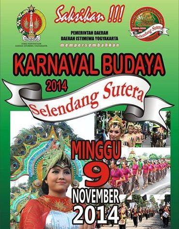 karnaval Budaya jogja 2014