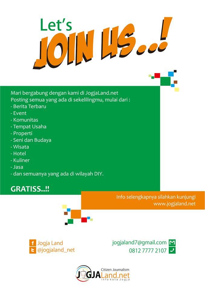 Join Us Jogjaland