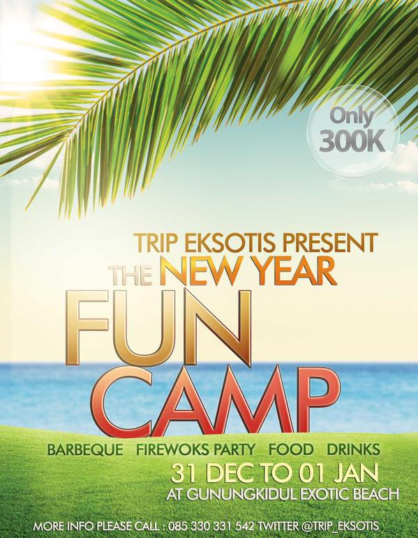 The New Year Fun Camp