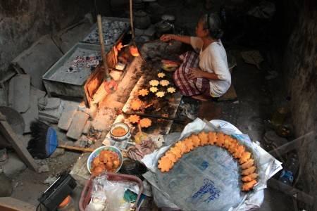 Roti Kembang Waru