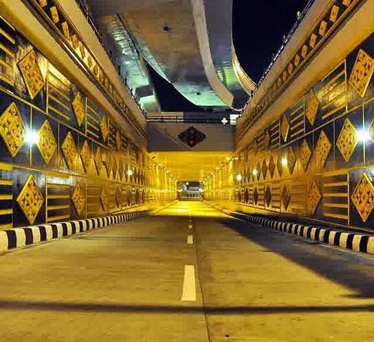 Underpass Jombor akan Gunakan CCTV