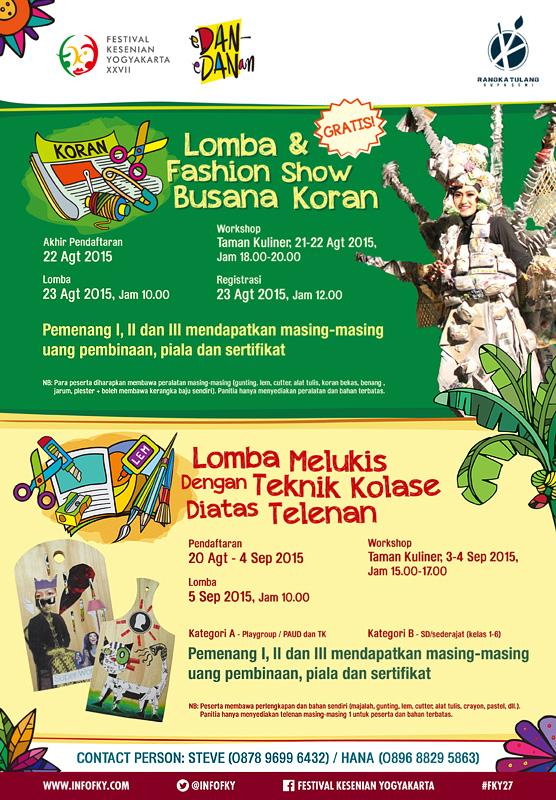 Lomba dan Workshop Fky