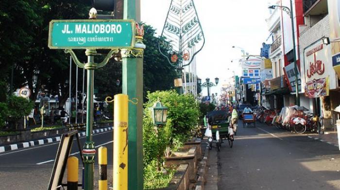 Sekarang, Ruas Jalan Malioboro Ditutup untuk Pawai Pembangunan
