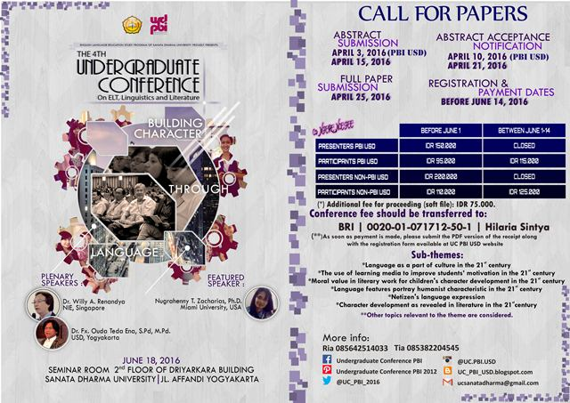 The 4Th Undergraduate Conference
