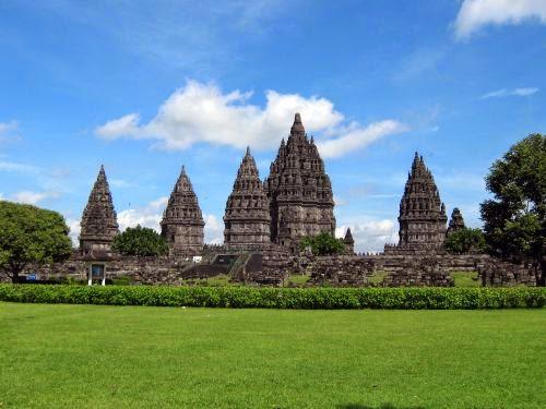 Kemegahan Candi Prambanan, Candi Termegah di Asia Tenggara