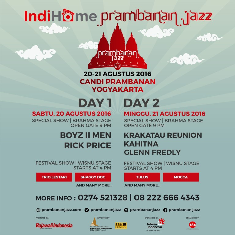 Prambanan Jazz International Music Festival