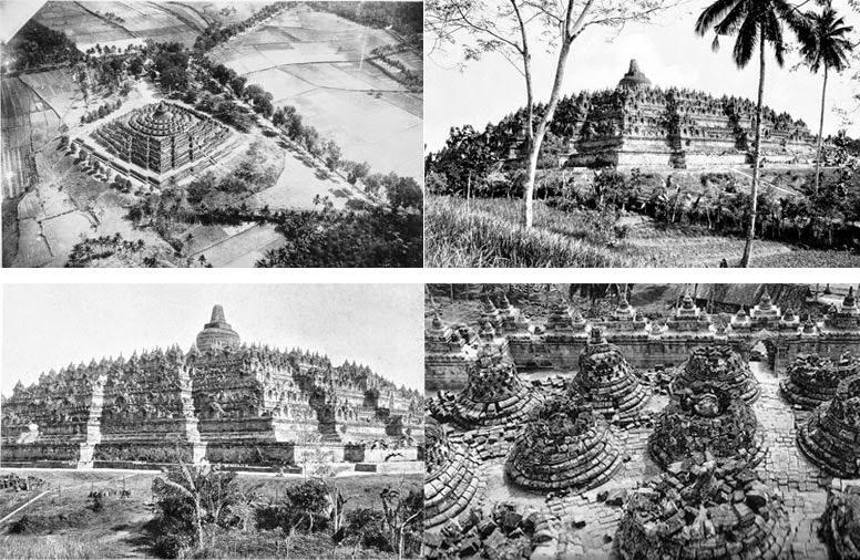 Cerita Kerajaan Borobudur