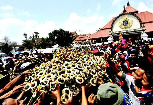 Sekaten Yogyakarta, Upacara Adat yang Masih Jaya