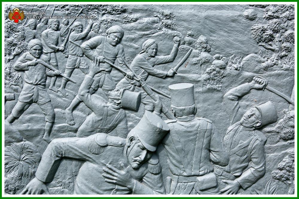 Perjuangan Mangkubumi melawan Belanda