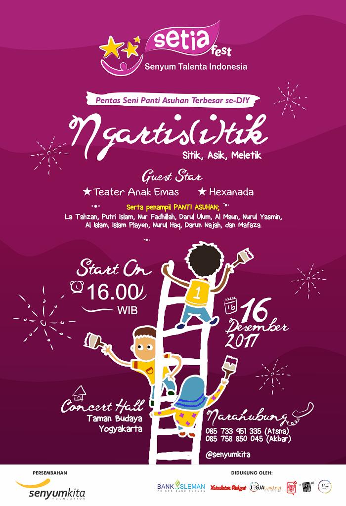 SeTIA Fest 2017: NGARTIS(i)TIK