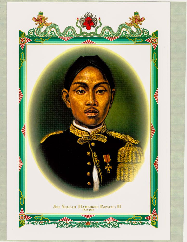 Sri Sultan Hamengku Buwono II
