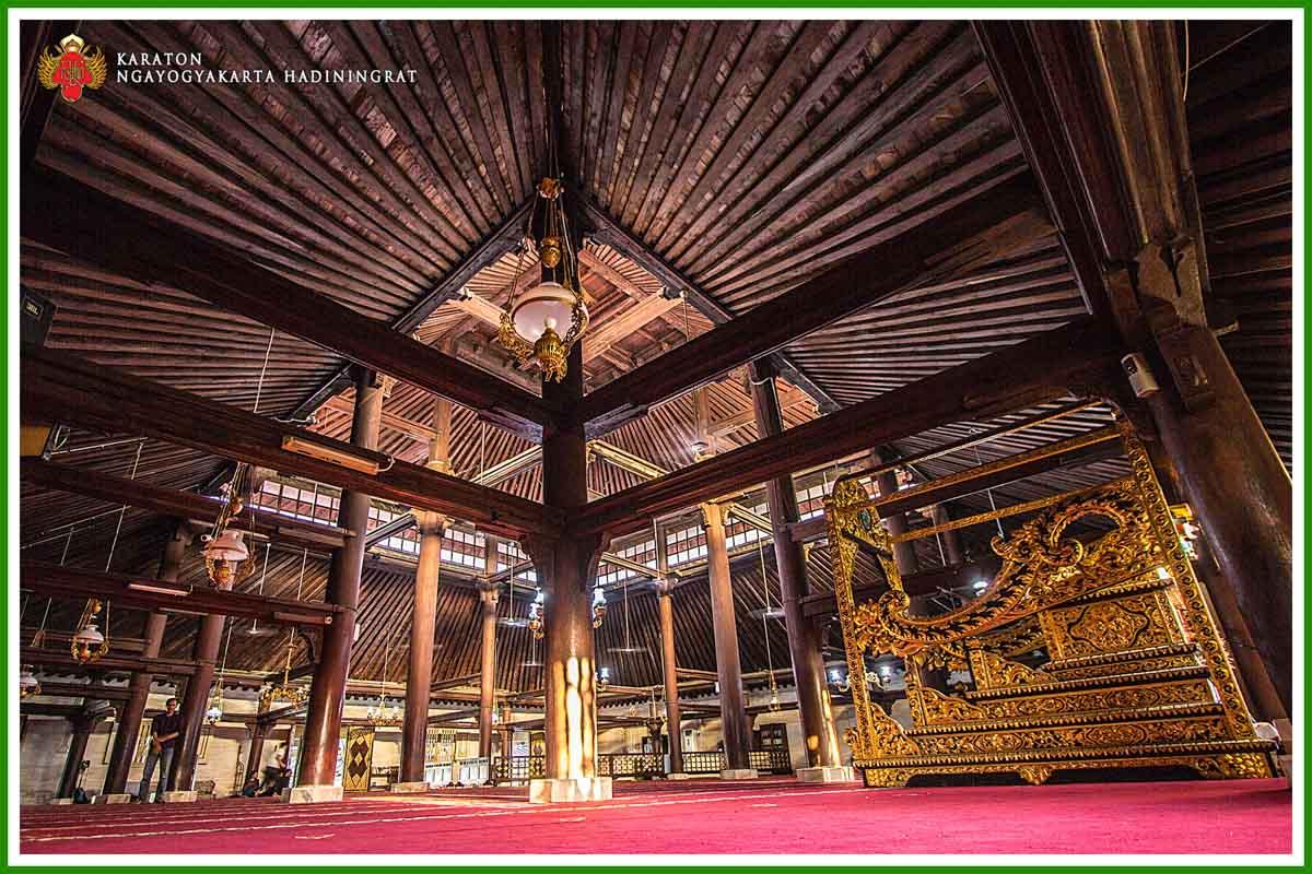 Masjid Gedhe Yogyakarta