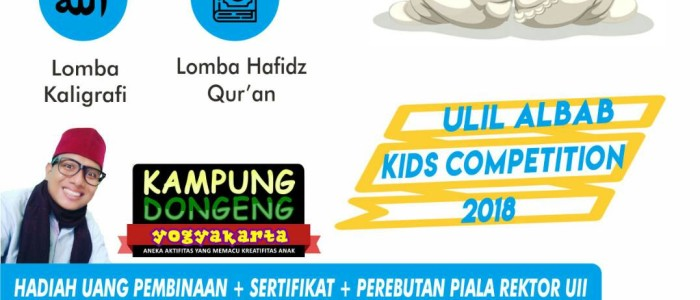 Ulil Albab Kids Competition