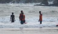 Permalink to Ombak Besar Pantai Baron Seret Empat Bocah dan Seorang Guru