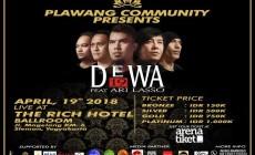 Permalink to Dewa 19  Feat Ari Lasso Plawangan Community Pressent