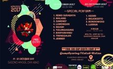 Permalink to Jawa Timur Festival #3 Gumebyaring Tlatah Wetan