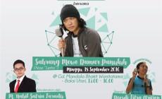 "Permalink to 2nd ISCO- Talkshow Interaktif Bersama Noe ""Letto"""