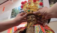 Permalink to Jelang Imlek, Warga Tionghoa Bersihkan Rupang dan Patung