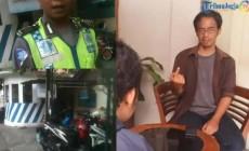 Permalink to Inilah Alasan Video Pos Polisi Jokteng Diunggah di Youtube