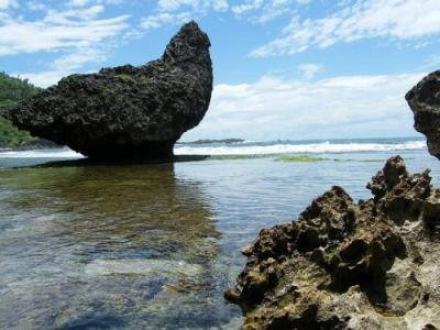 Permalink to Pantai Siung Yogyakarta