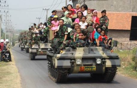 Permalink to Konvoi Tank Akan Lewati Jalanan Jogja