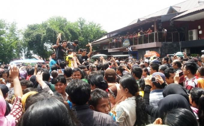 Permalink to Grebeg Besar Kasultanan Yogyakarta