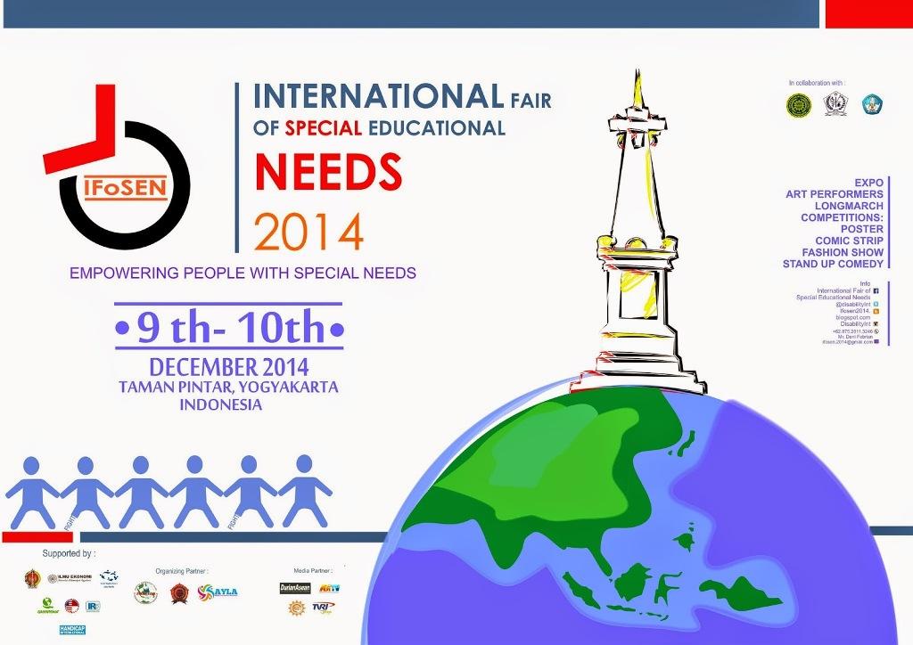 Permalink to International Fair of Special Educational Needs 2014