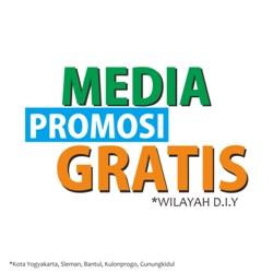 Permalink to Media Promosi Gratis di Jogja