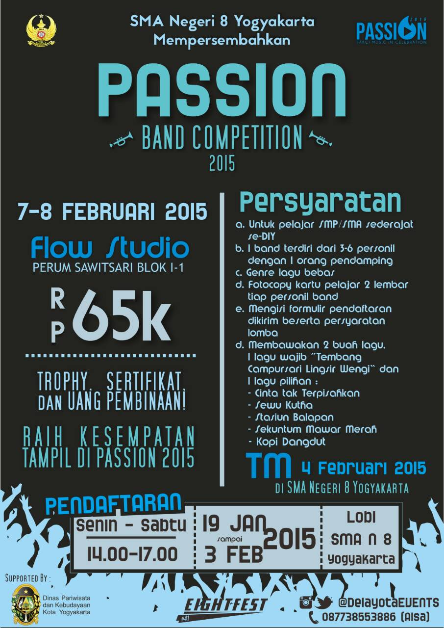 Permalink to PASSION BAND COMPETITION