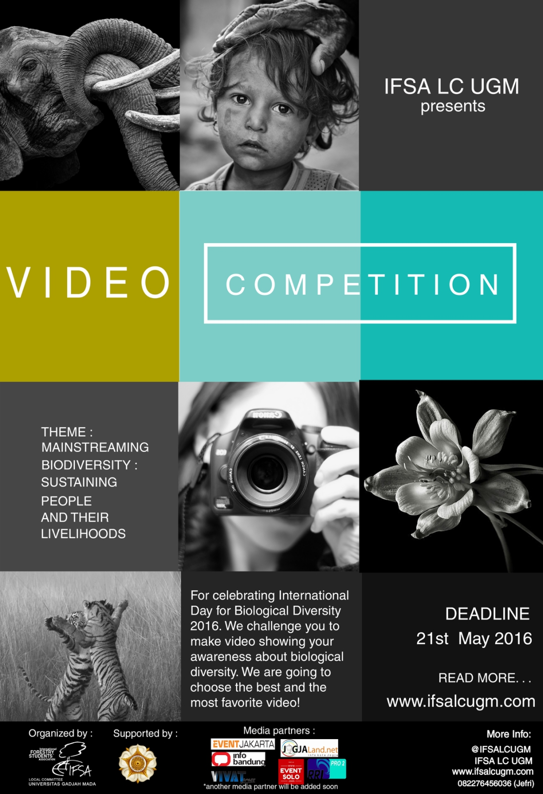 Permalink to International Day for Biological Diversity Video Competition