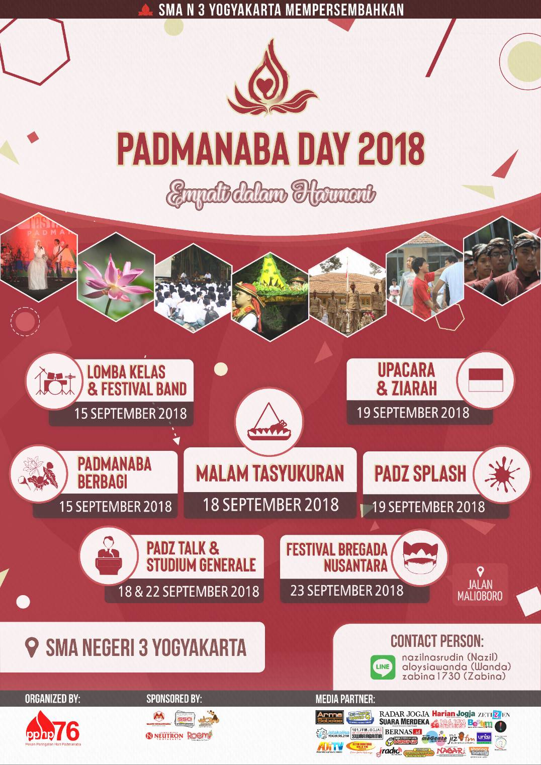 Permalink to PADMANABA DAY 2018