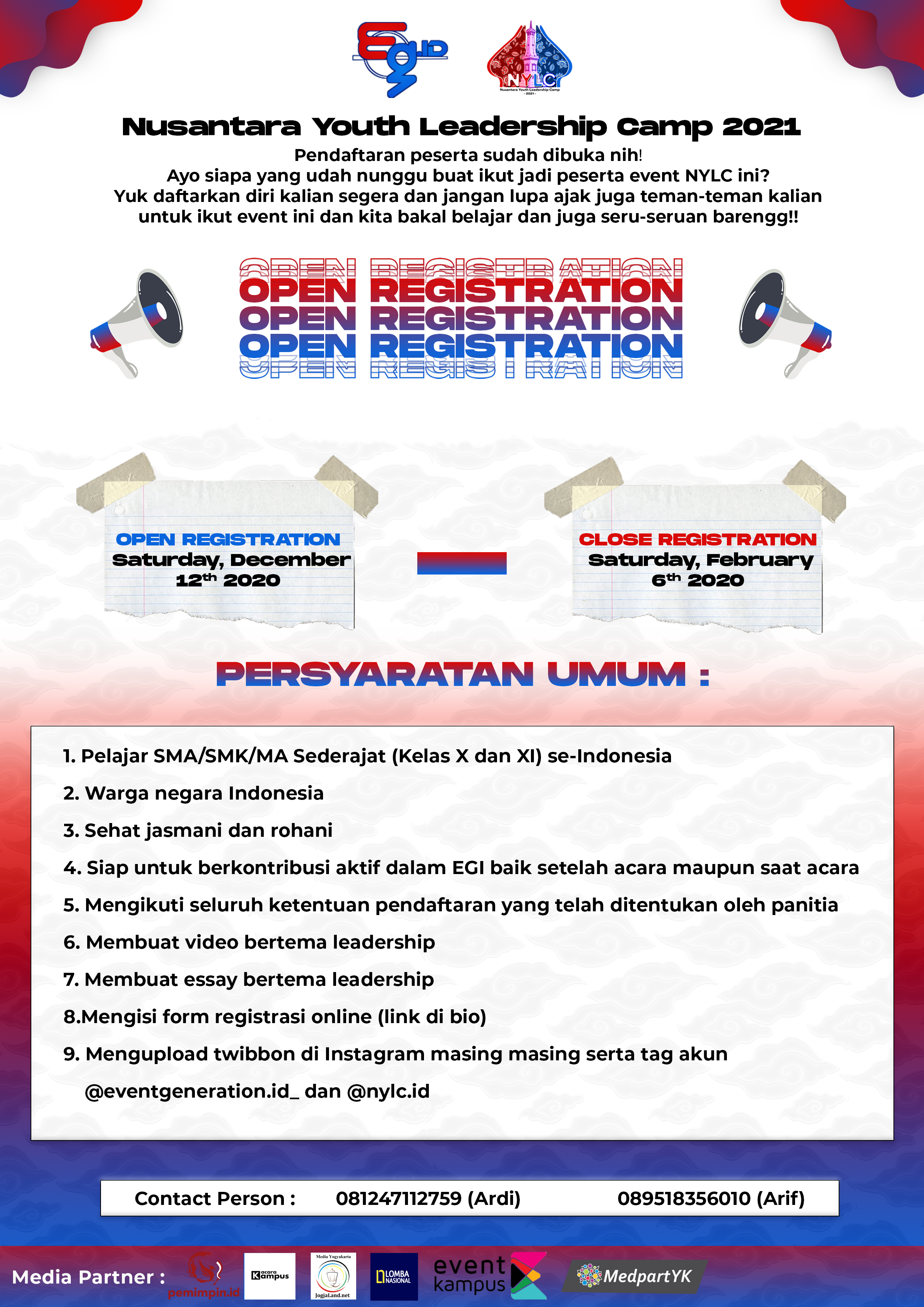 Permalink to Nusantara Youth Leadership Camp