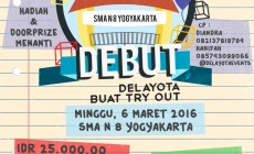 Permalink to DEBUT (Delayota Buat Try Out)