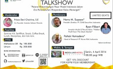 Permalink to THE 2nd CAPITAL MARKET WEEK TALKSHOW