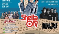 Permalink to Sheila On 7 Akan Tampil Di Expressive Sound of Petroleum 2016