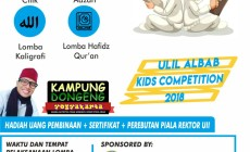 Permalink to Ulil Albab Kids Competition