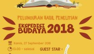 Permalink to Grand Lauching Ekspedisi Budaya 2018