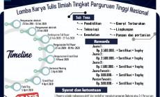 Permalink to Lomba Karya Tulis Ilmiah (LKTI) 6th Edition Tingkat Perguruan Tinggi Nasional Chemistry Competition 2020