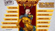 Permalink to MID   JAVA   TOYS   &   COMICS   FESTIVAL   2019