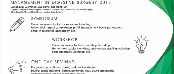 4th Yogyakarta Digestive Week 2018