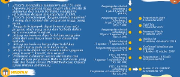 """POIF """"PEKAN ORIENTASI ILMIAH FISIKA XXII PLUS 2019"""""""